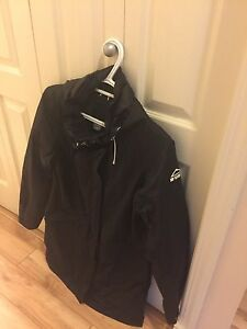 For sale Mckinley rain coat long black size small