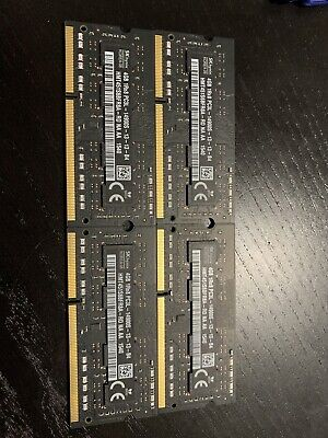 16gb (4x4gb) Ram For Imac 5k 27inch (late 2015)