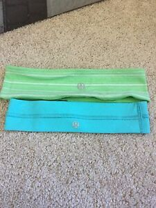 Lulu Lemon headbands