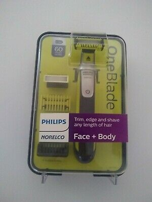 Philips Norelco Trim, Edge And Shave Any Length Og Hair Face + Body