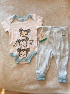 Mickey Mouse outfit size 9 months