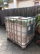 1000 litre water tank Pascoe Vale South Moreland Area Preview