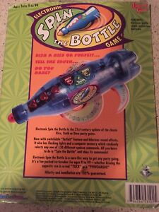 University Games Electronic Spin the Bottle Game by University