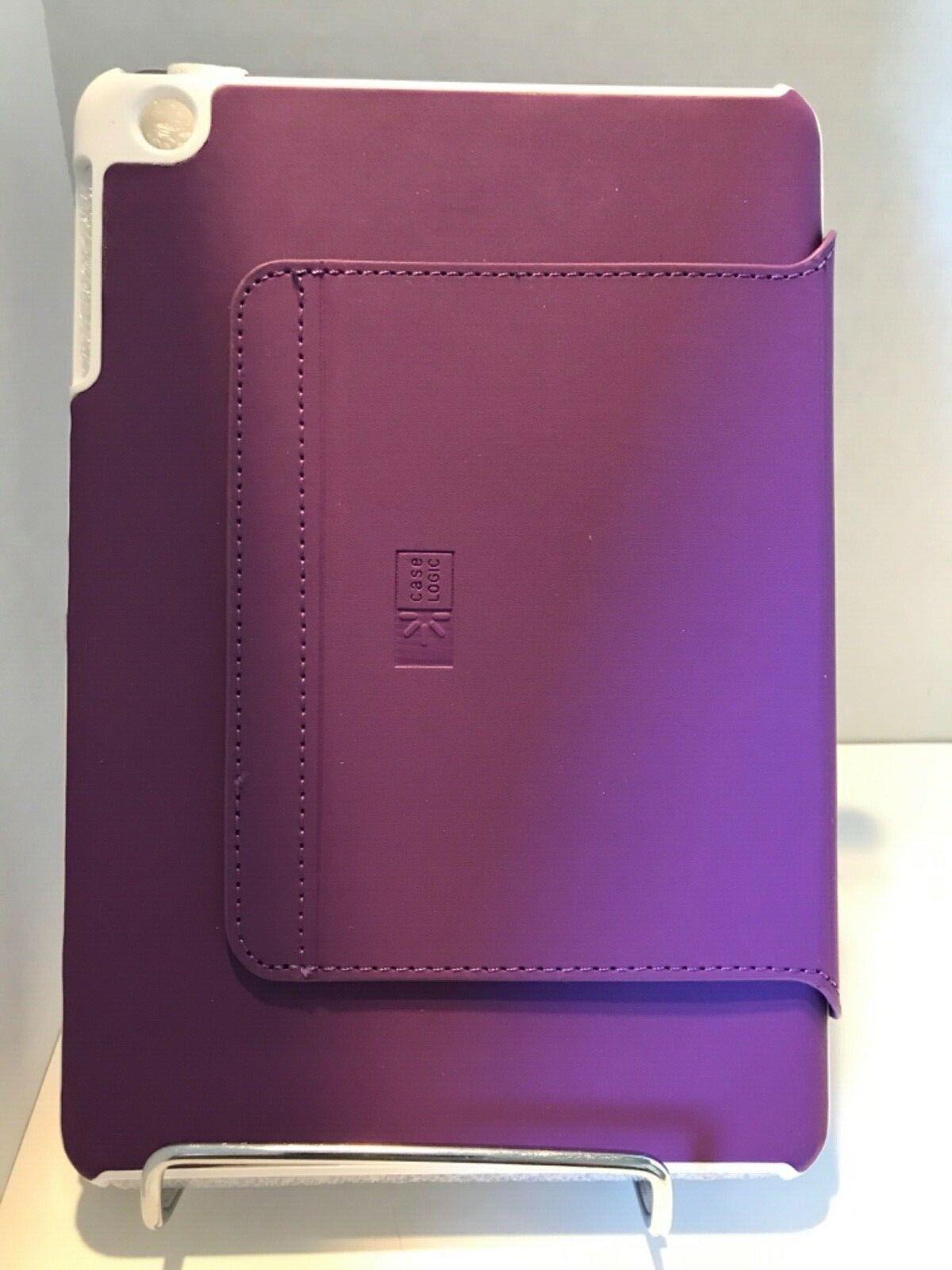 Case Logic Apple iPad Mini IFOLB-307 New - Purple