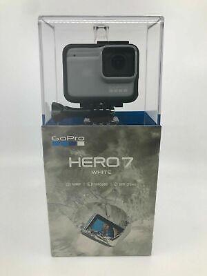 New GoPro HERO7 White HD Action Video Camera Touch Screen Waterproof (CHDHB-601)