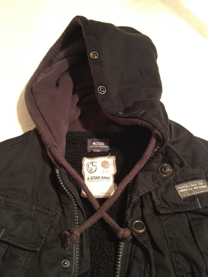 G-STAR RAW Jacke original, Winterjacke mit Kapuze, Winter, Gr. S in München