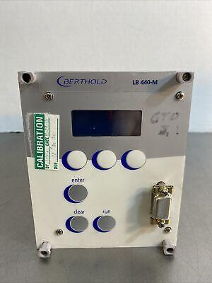 Berthold Level Transmitter Lb 440-m 440-02 Master Fsk-modem  Mbp