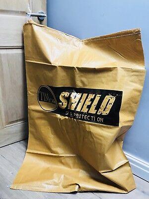 10x XXL Woven Polypropylene PP Rubble Sacks Heavy Duty Size 80 x 120cm Cargo Bag