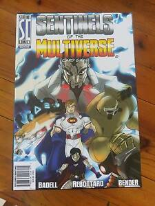 Sentinels of the Multiverse Enhanced Edition Nuriootpa Barossa Area Preview