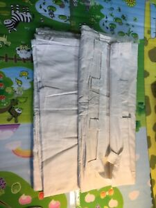 Two Double-layer Curtains 1.4m * 1.8m