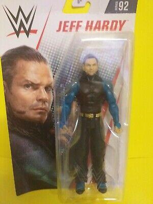 Wwe Jeff hardy Mattel Action Figure