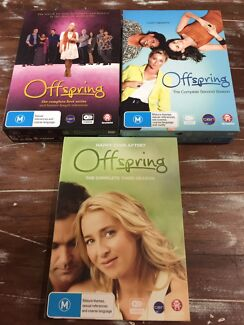 Offspring seasons 1,2 & 3 Cardiff Heights Lake Macquarie Area Preview
