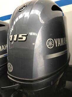 Yamaha F115XB XL shaft