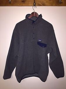 Men's Patagonia Synchilla Snap-T Pullover