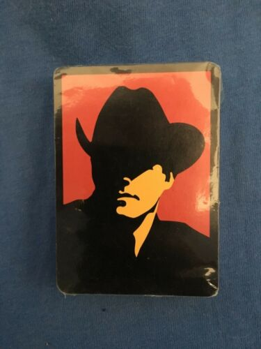 Vintage MARLBORO MAN Playing Cards Cigarettes Tobacco Advertisement Cowboy NEW