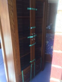 Display Cabinet with 4 draws Canning Vale Canning Area Preview
