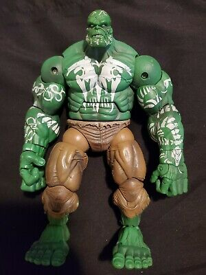 Marvel legends House Of M Hulk toybiz