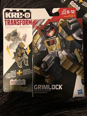 kreo transformers grimlock autobot battle changers