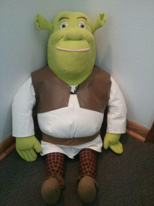 """Shrek Plush, 24"""" 2004"""