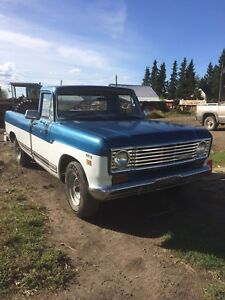 Wanted: 1970's international truck parts