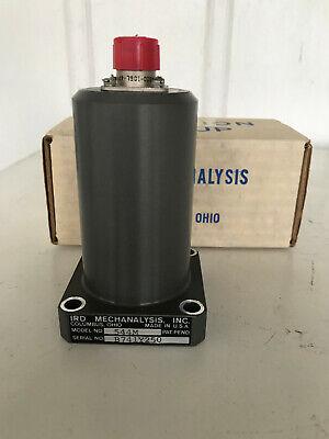 Ird 544m Velocity Vibration Pickup Transducer - Nos