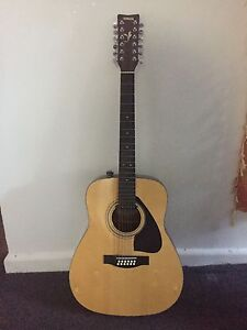 GUITAR Yamaha 12 St Kilda Port Phillip Preview