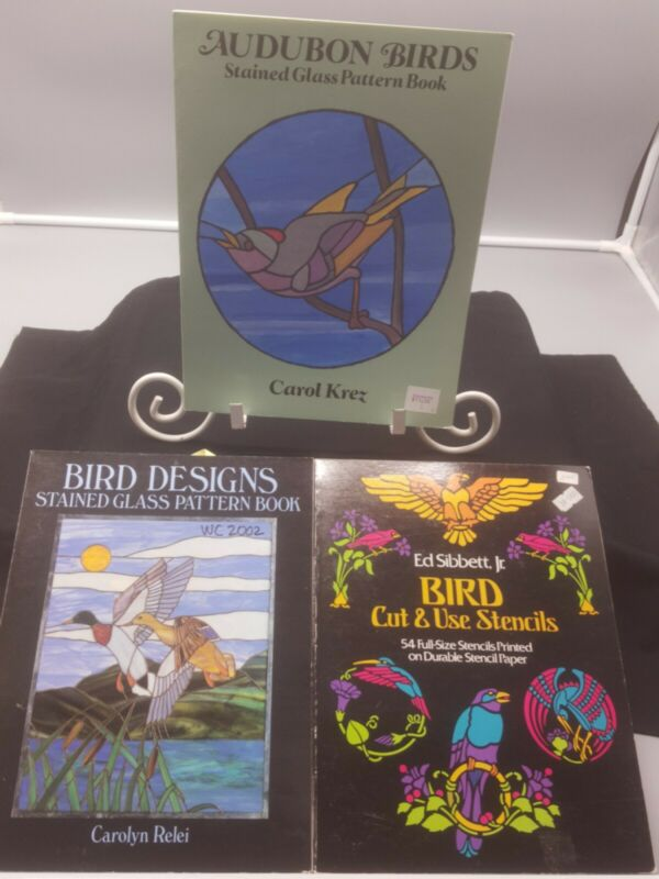 Stained Glass Books/Pattern Books/Magazines