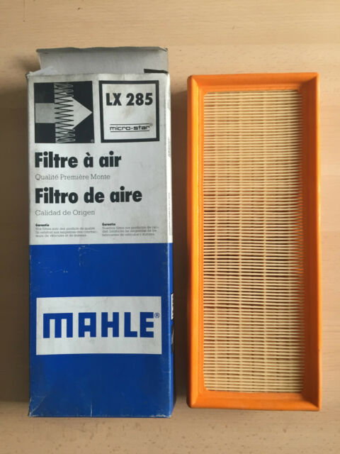 MAHLE KNECHT Luftfilter LX 285 Opel, Volvo, Talbot
