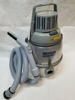 Nilfisk Gs-80 Gsj-115 Industrial Canister Vacuum Cleaner 115 Volts 7.8 Amps