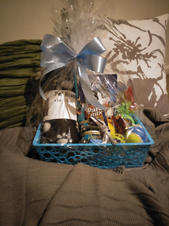 Cat boy hampers