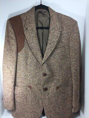 Vtg Men's 1979 Milton's Polyester Leisure Suit Jacket](Leisure Suits)
