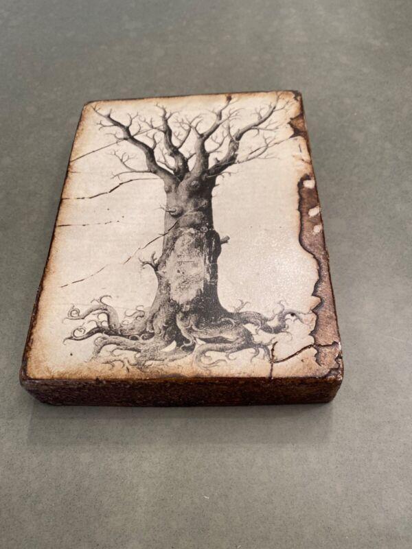Sid Dickens Memory Block - Medieval Tree of Life T125