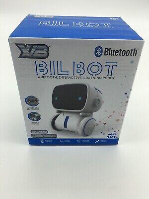 BILBOT Bluetooth Interactive Robot With Voice, Joystick, Gesture Control