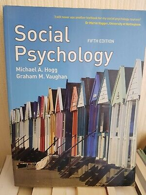 Used, Social Psychology 5th Edition  for sale  Shipping to South Africa