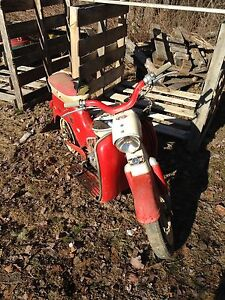 Puch 50cc scooter