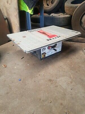Power Performance 254mm table saw. In perfect Working order.