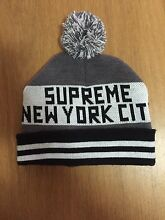 Supreme NYC beanie Cronulla Sutherland Area Preview