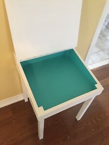 Unique small child's desk or nightstand
