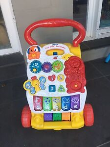 Vtech first steps baby walker Rozelle Leichhardt Area Preview