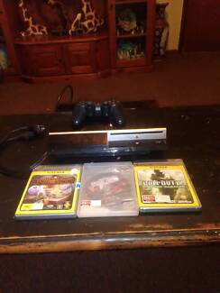 PS3 1 controller and games $70