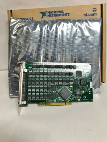 National Instruments 185681E-01 Interface Card  # 10996
