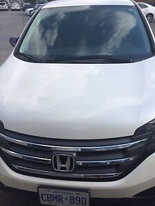 2014 HONDA CR-V super low km's