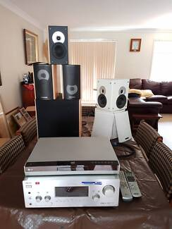 Exceptional Quality sound system