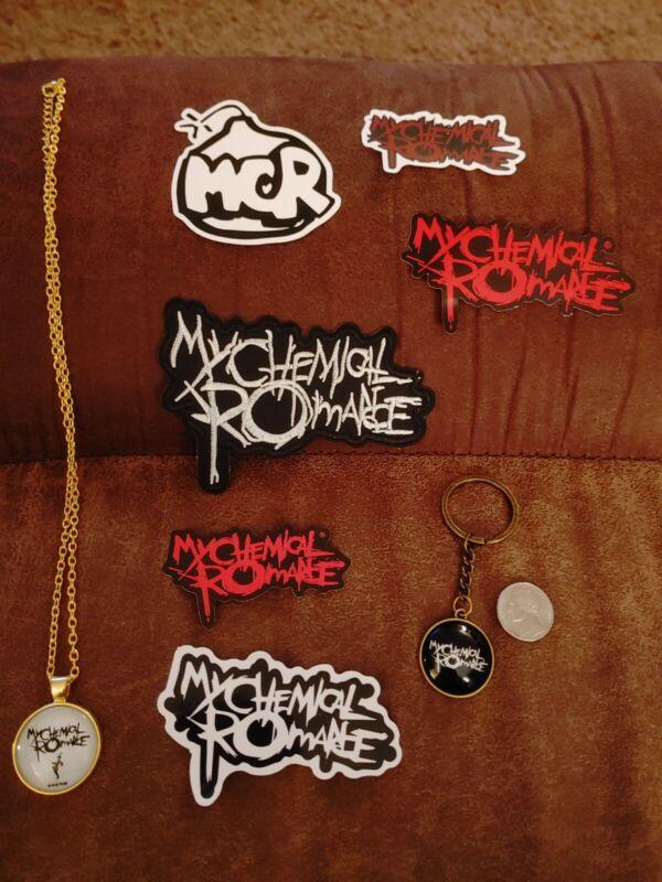 My Chemical Romance Rock Band Group