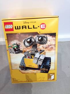 LEGO Wall E 21303 *brand new sealed*