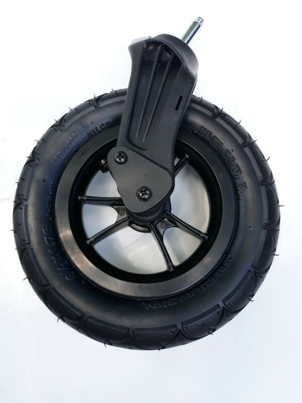 2 Baby Jogger City Select Stroller Replacement Front  Wheel Black NEW Baby Parts