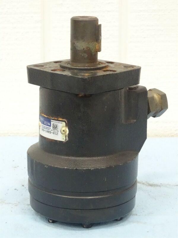 Char-Lynn Eaton 103-1003-012 Hydraulic Motor Motor 5.9Cu.In/Rev Displacement