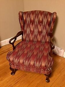 Antique | Vintage | Wingback Chair