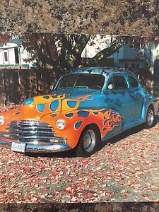 1948 Chev coup
