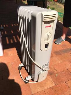Sunair oil heater